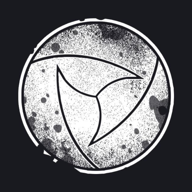 Troika Symbol- Distressed