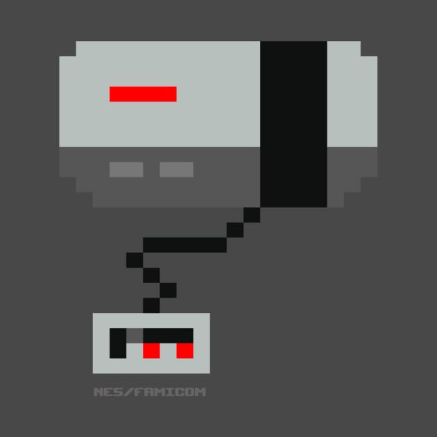8-Bit Nintendo Entertainment System (NES)