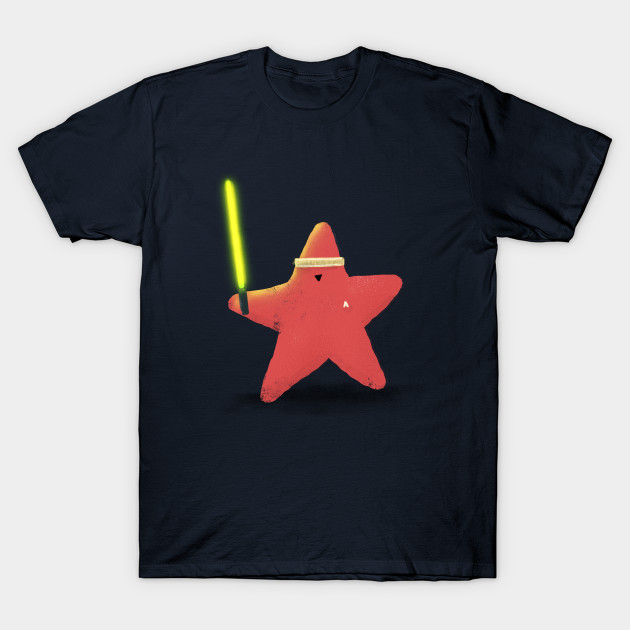 d4d1b8f00a0 Starfish Trek Wars - Tropical - T-Shirt