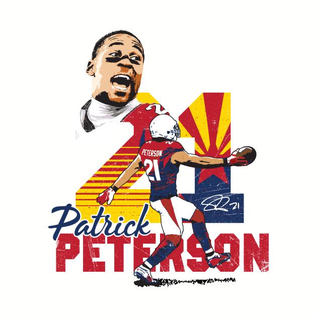 Arizona Cardinals Peterson Tee T-Shirt