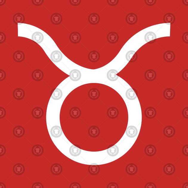 Taurus Horoscope Astrology Zodiac White