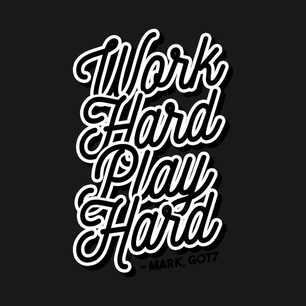Work hard in korean-3384