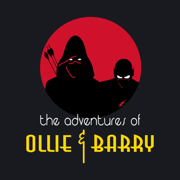 the adventures of Ollie and Barry