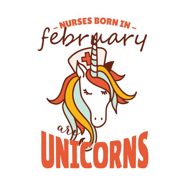 February Nurse Unicorn