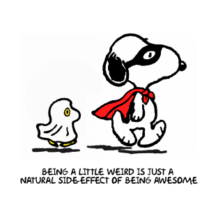 Awesome Snoopy t-shirts