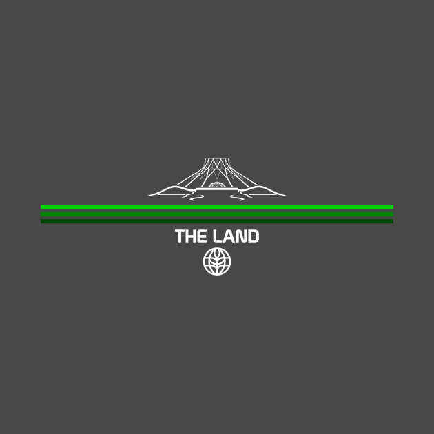 The Land Retro-Style