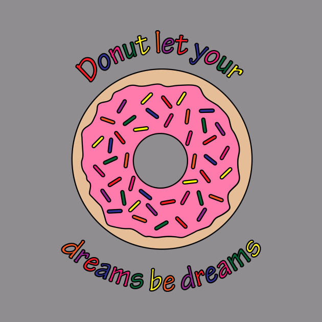 Donut game is strong.