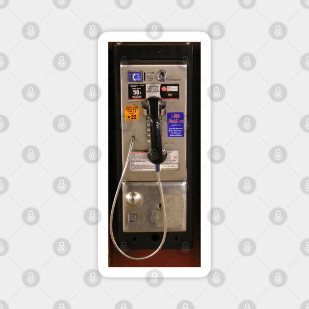 NYC Public Telephone Payphone
