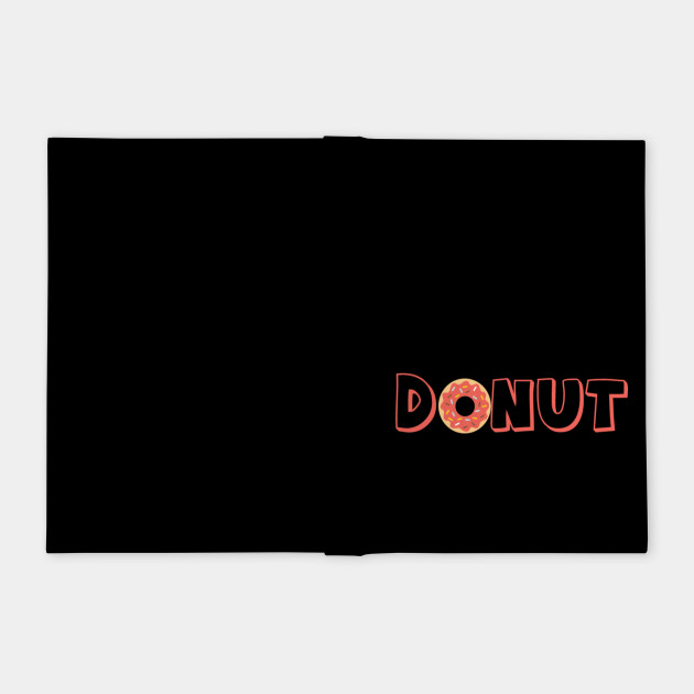 I'm Just a Girl Who Loves Donuts Funny Gifts for Women