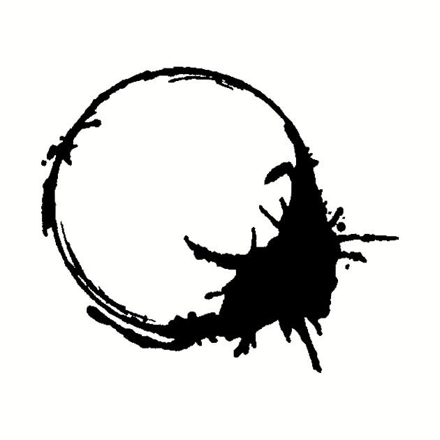 Communicating Across Time (Heptapod Symbol)
