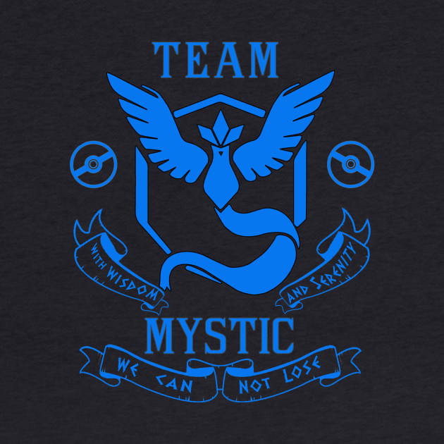 Team Mystic- Pokemon Go