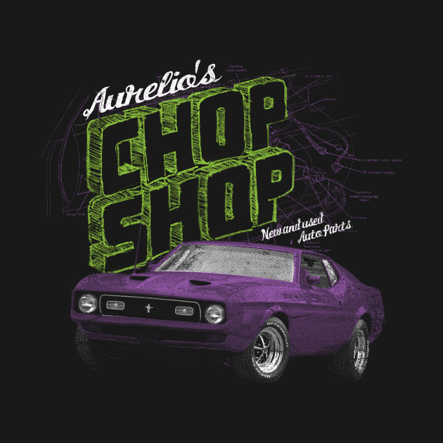 Aurelos Chop Shop