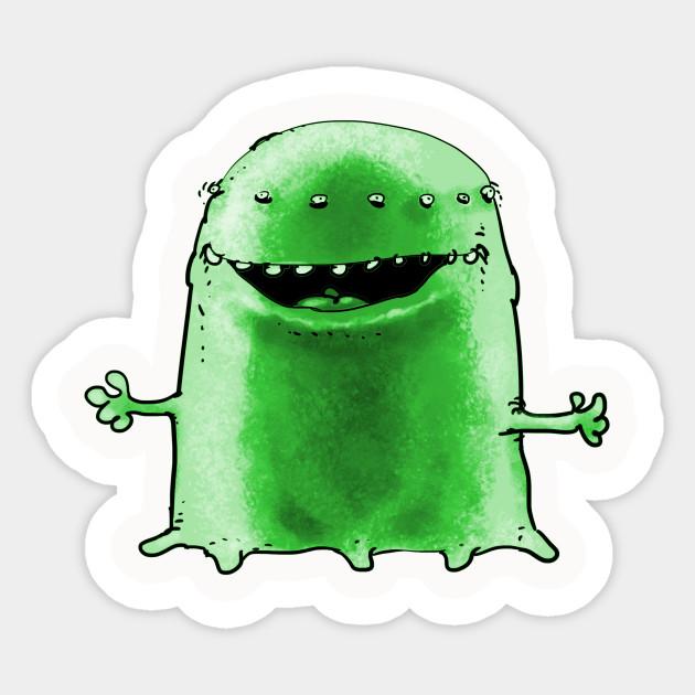 Funny Weird Alien Cartoon