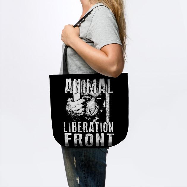 Animal Liberation Front - Chimpanzee