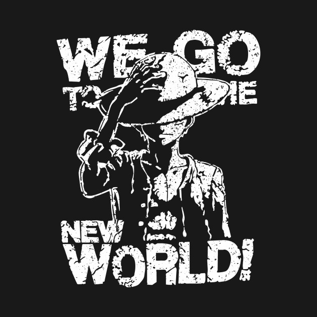 ... WE GO TO THE NEW WORLD