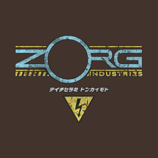 Zorg Industries - Vintage t-shirts