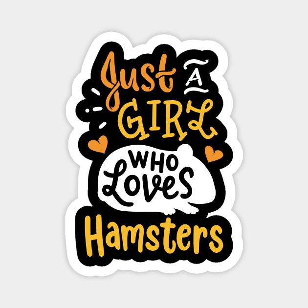 Hamster Hamster Lover