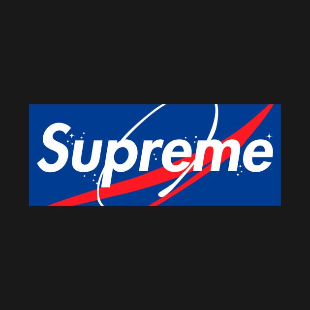 Supreme x NASA