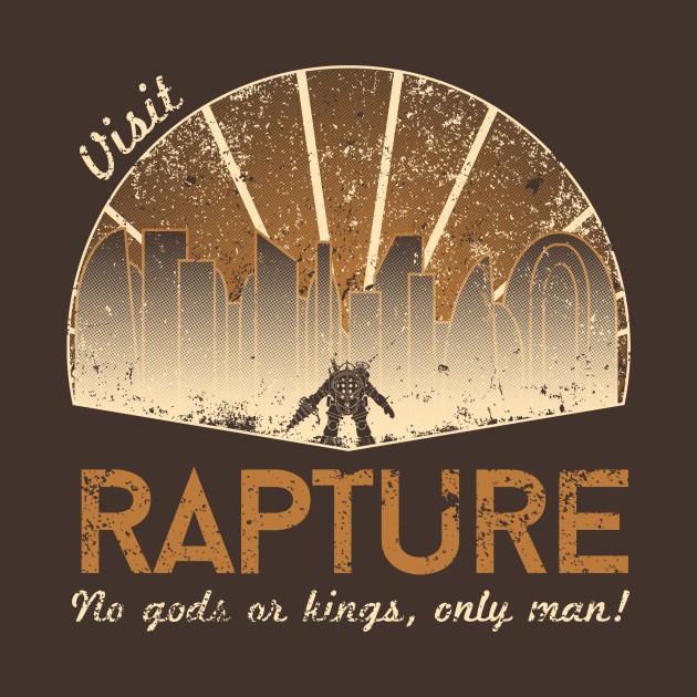 Visit Rapture – V2 T-Shirt