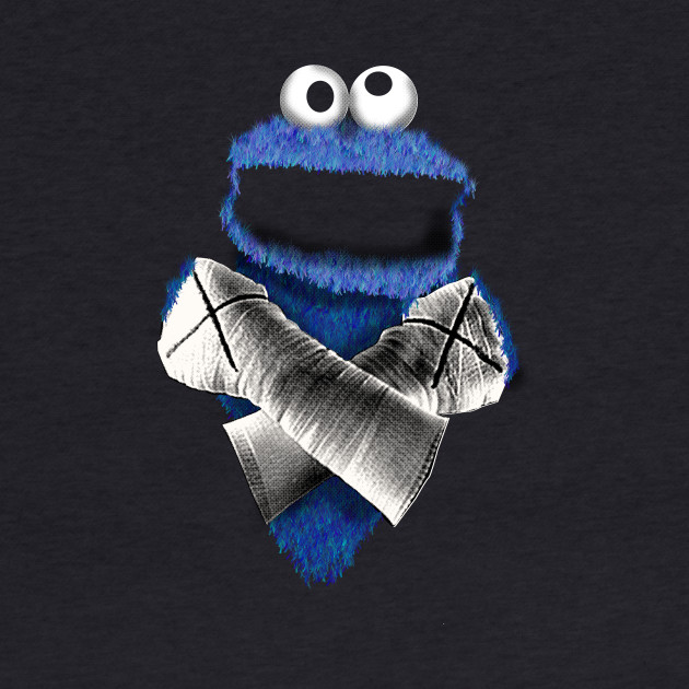 Cookie Monster Punk