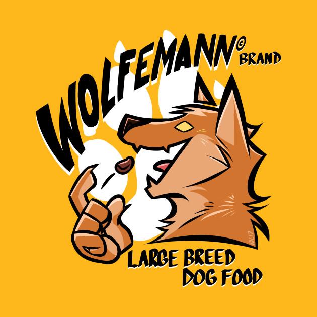 ATW - Wolfemann Dog Food