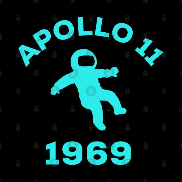 Apollo 11 1969 astronaut rocket space spaceman