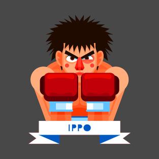 Ippo Makunouchi - Hajime No Ippo - 11 x 17 Digital Print