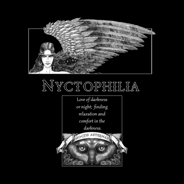 Nyctophilia for Lovers of the Night