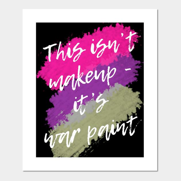 This Isn\u0027t Makeup , white