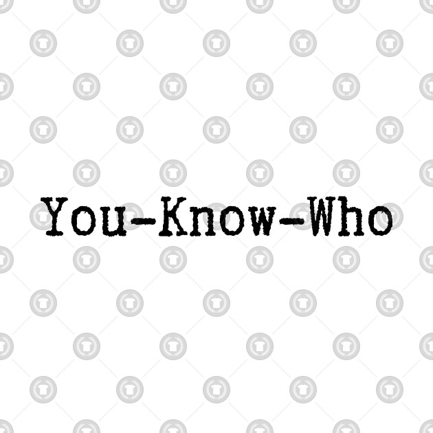 You-Know-Who (Harry Potter)