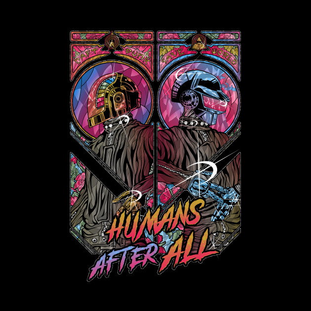 Humans After All