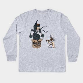 Snake Charmer Kids Long Sleeve T-Shirts | TeePublic