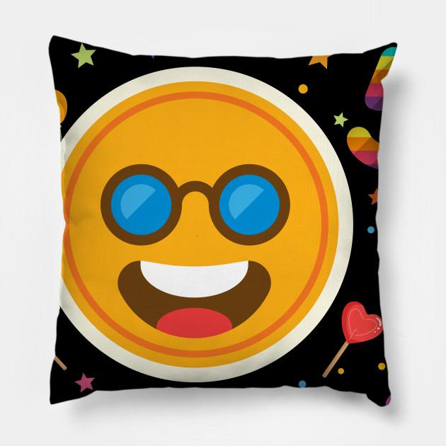 Kids Emoji 5th Birthday Boy T Shirt Fun 5 Years Old Gift