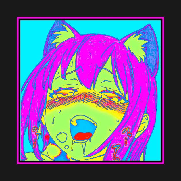 Neon Ahegao