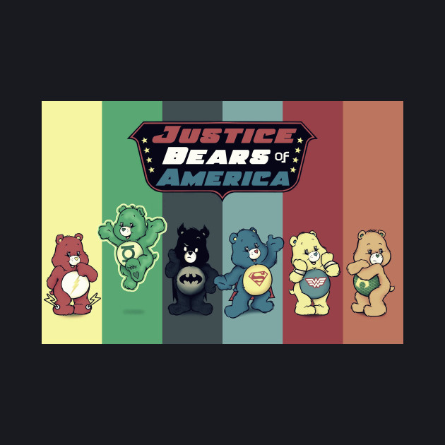 Justice Bears of America
