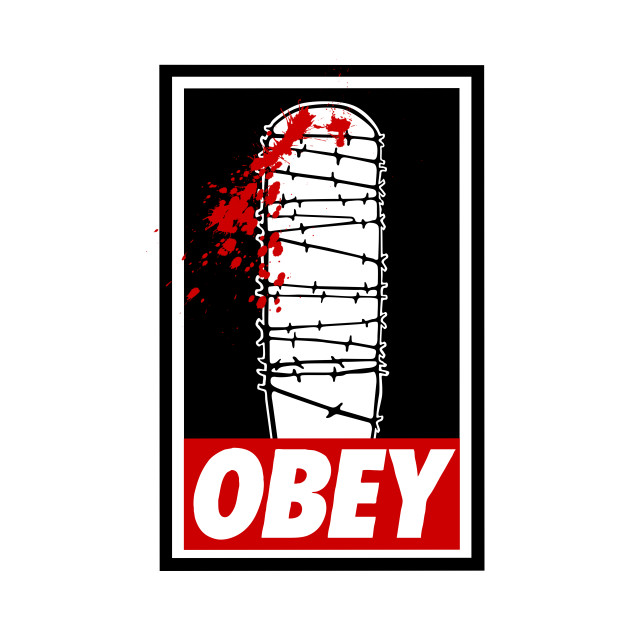 Obey (Lucille Blood) T-Shirt