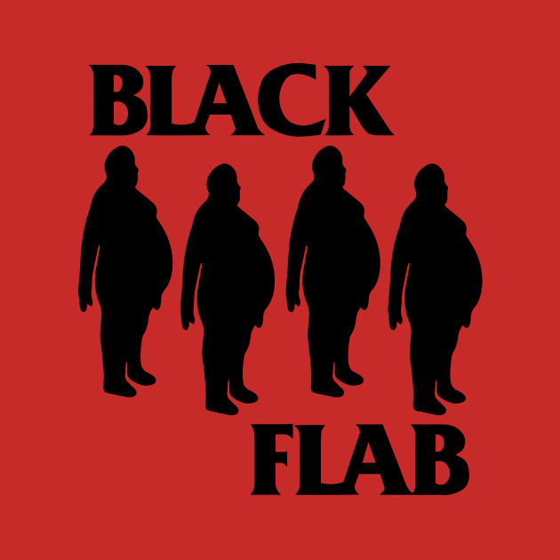 BLACK FLAB
