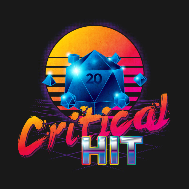 Critical Hit Dungeons & Dragons
