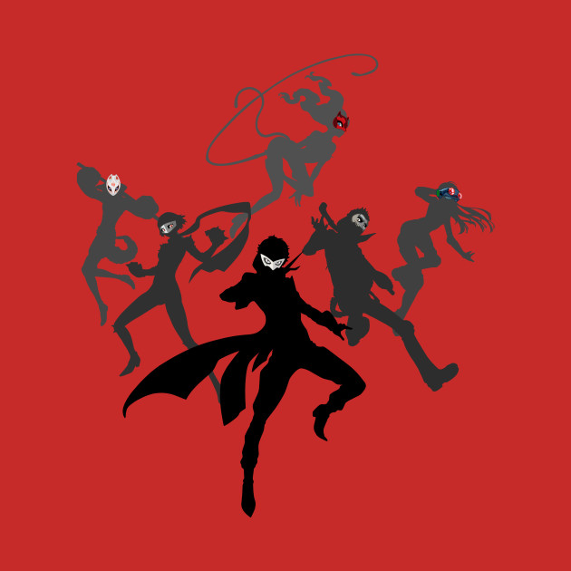 Persona 5 - Group