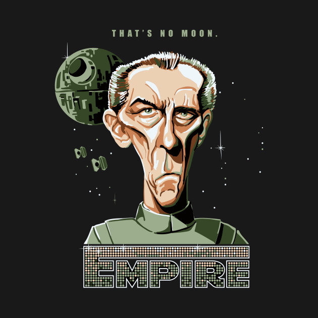 EMPIRE: Grand Moff Tarkin