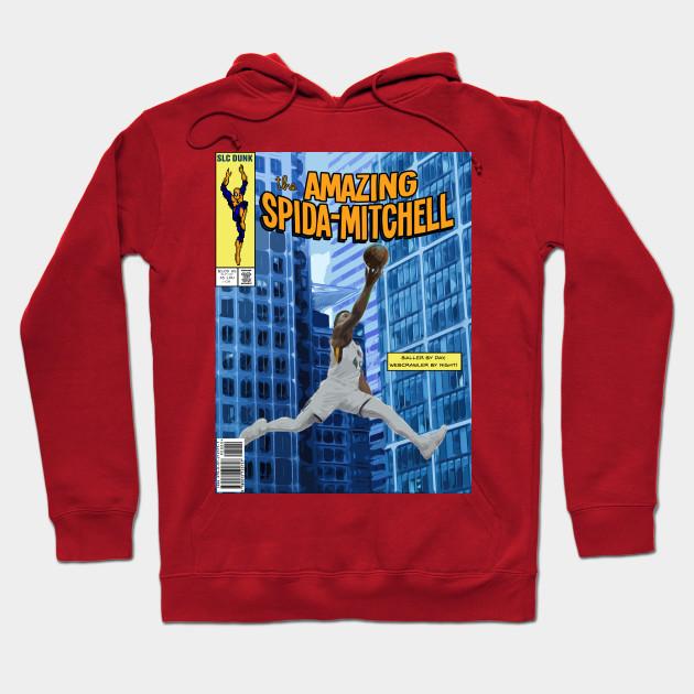 382779223 The Amazing Donovan Mitchell - Donovan Mitchell - Hoodie