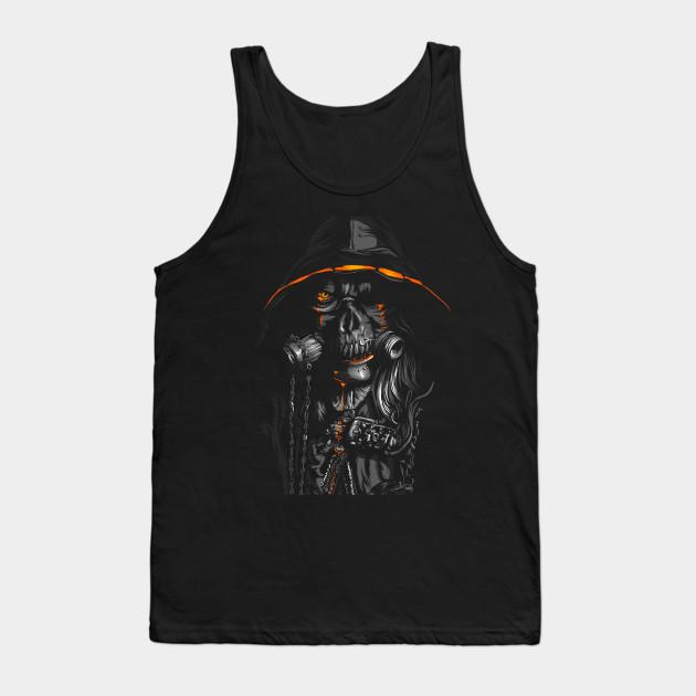 Scarecrow Batman Tank Top Teepublic