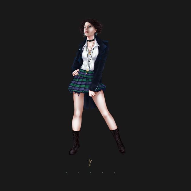 ♀ - Nancy Downs - LOH