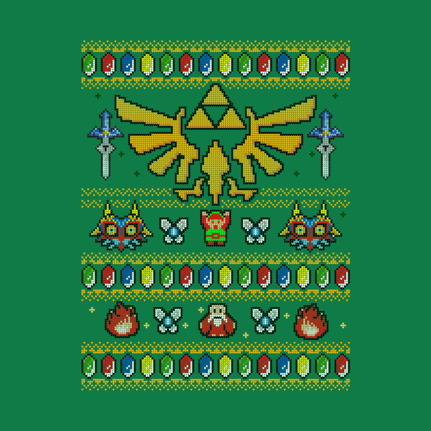 Legend of Christmas - Ugly Sweater