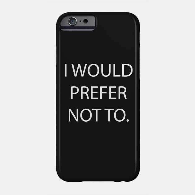 I WOULD PREFER NOT TO :: BARTLEBY :: ZIZEK