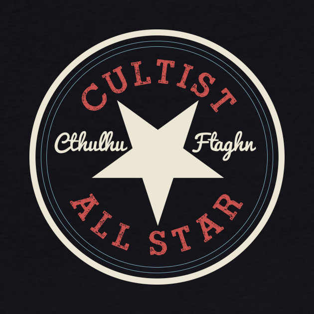 Cthulhu Cultist All Star