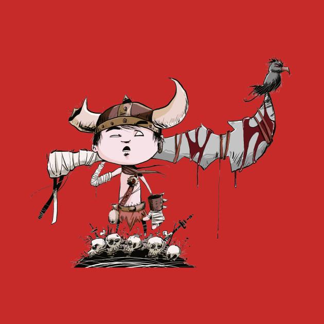 Little barbarian