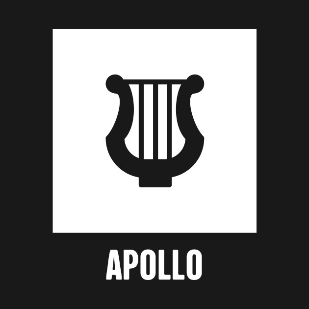 Apollo Greek Mythology God Symbol Greek Mythology T Shirt