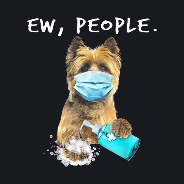 Cairn Terrier Ew People Dog