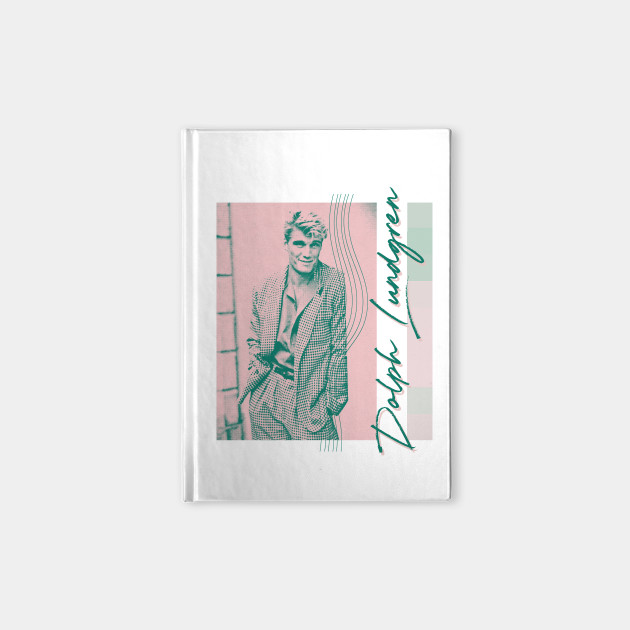 Dolph Lundgren / 80s Style Movie Fan Gift